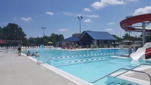 SCRIPPS Park Pool